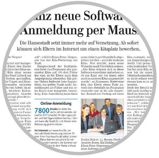 Bild Lübecker Nachrichten